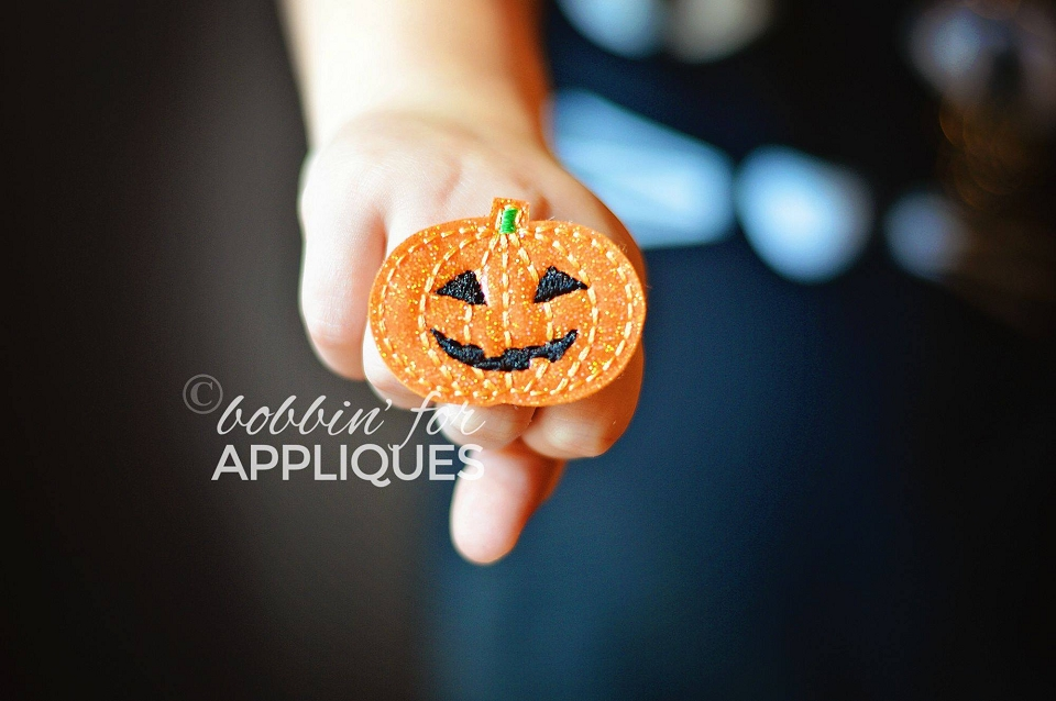 ITH Pumpkin Ring Project