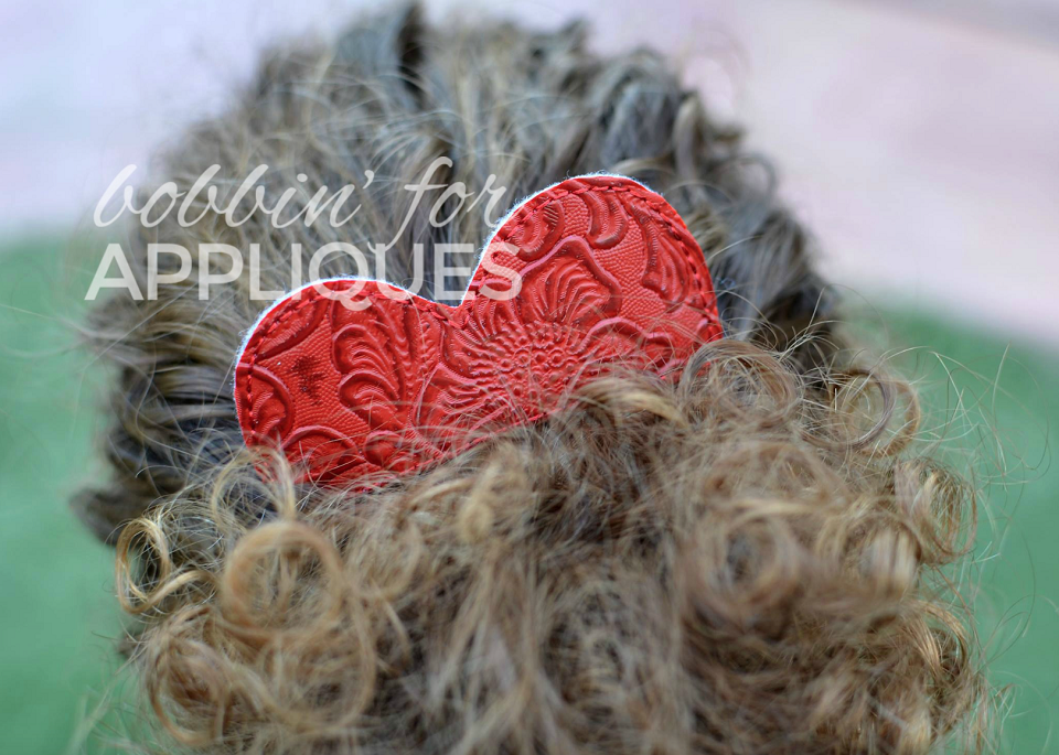 Heart Top Hair Comb Topper