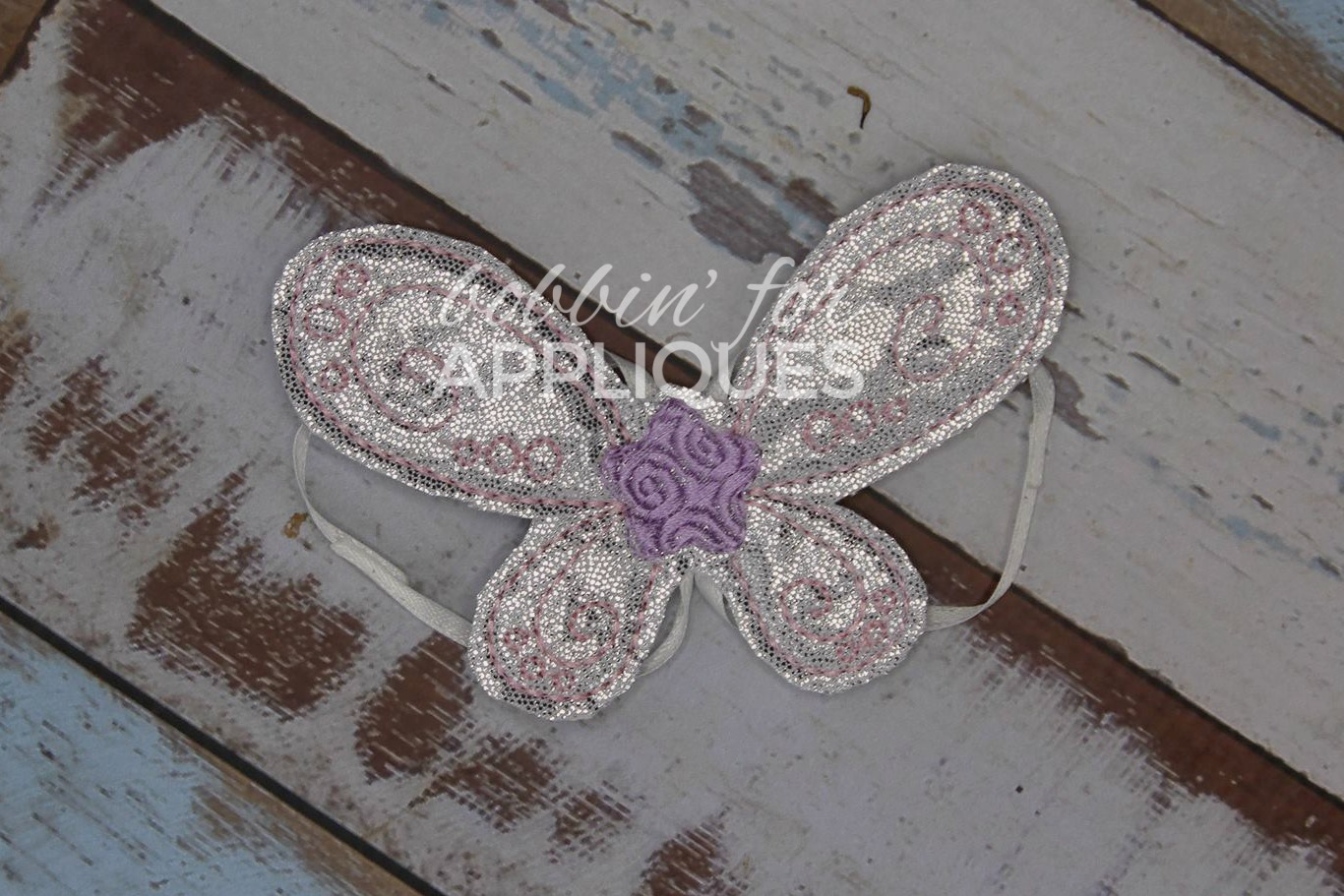 Pretty Fairy ITH Wings (MINI Edition)