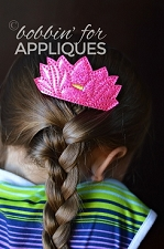 Lotus Flower Hair Comb Topper