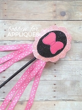 Girly Mouse Inspired Play Wand