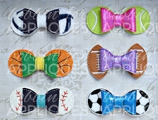 3D Felt Bow Sports Value Pack