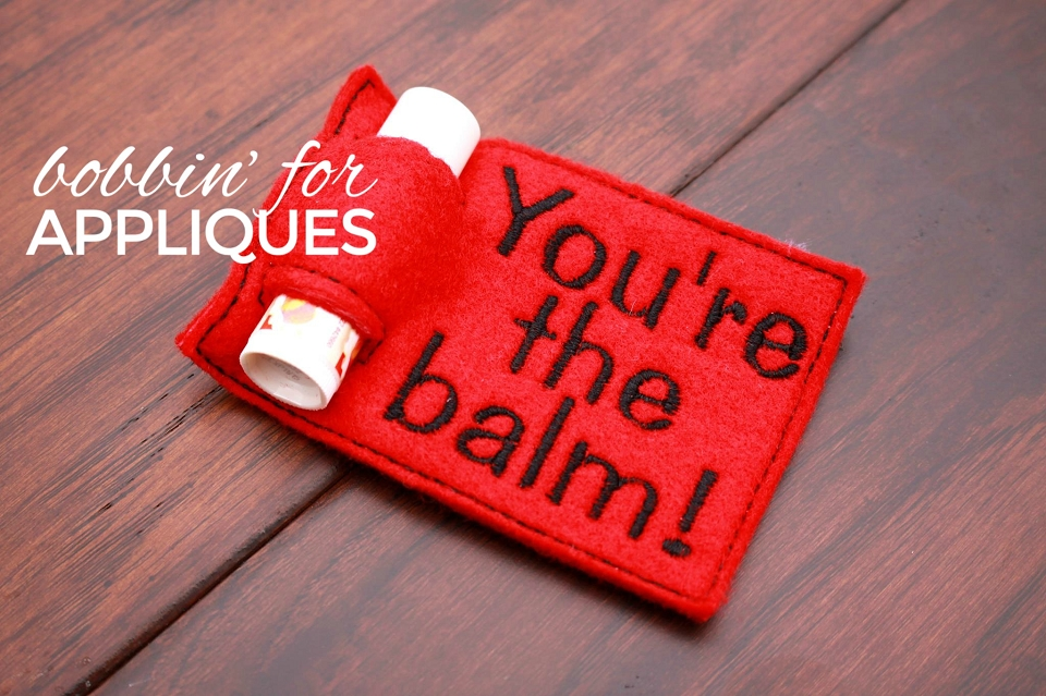 You're The Balm Valentine's Day ITH Balm Holder Gift