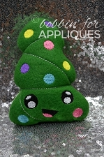 Kawaii Cuddle Christmas Tree Stuffie Stuffed Toy ITH