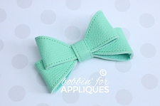Thin Stacked Basic ITH Felt Bows 3 sizes