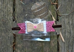 Dr Cuddles Toy Doctor Inspired Felt Bow