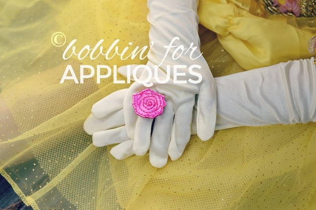 ITH Beauty Rose Ring Project