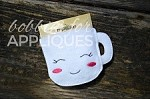 Kawaii Tea Cup Tea Bag Holder ITH