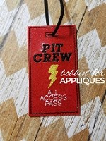 Pit Crew All Access Pass ITH Play Pass ID